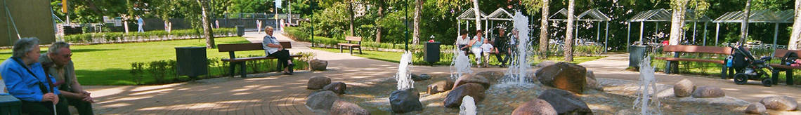 Park in Hohen Neuendorf