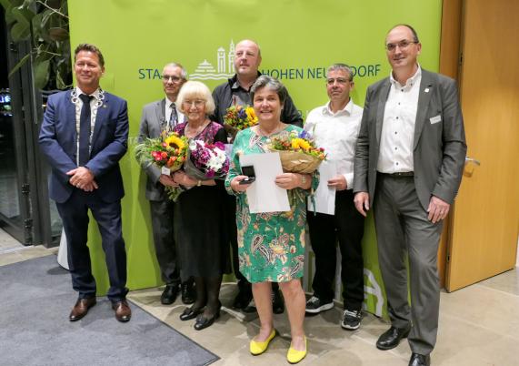 Die Preisträgerinnen und Preisträger 2021