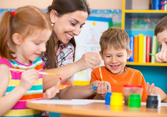 Symbolbild: Tag der Kinderbetreuung