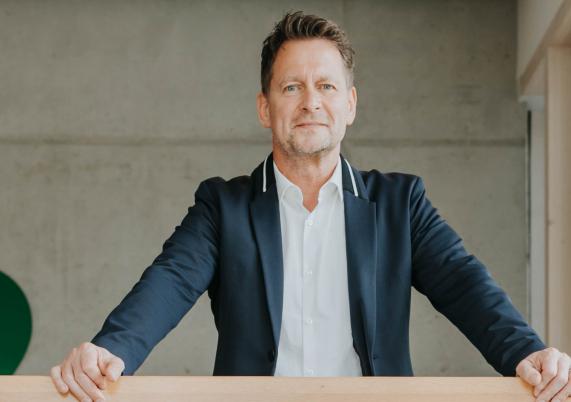 Bürgermeister Steffen Apelt