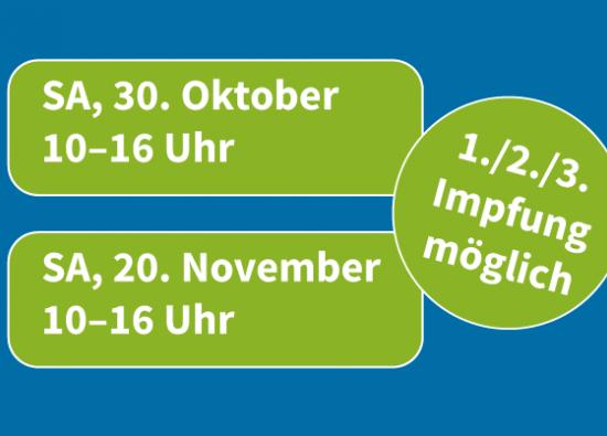 Impftage Oktober_November