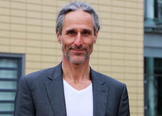 Der neue Schulleiter des Marie Curie Gymnasiums in Hohen Neuendorf ist Thomas Meinecke