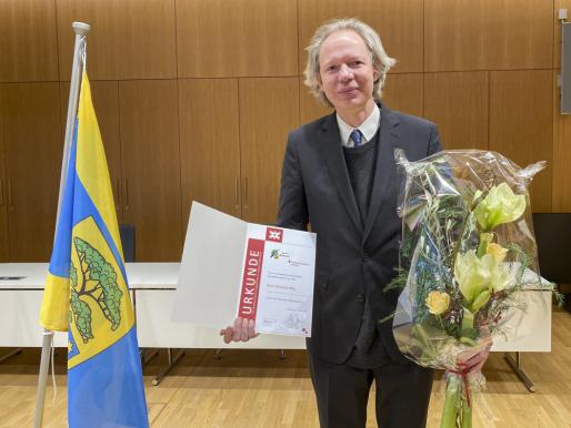 Christian Ohly Ehrenamtspreis