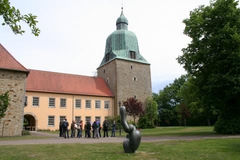 historische Altstadt Partnerstadt Fürstenau