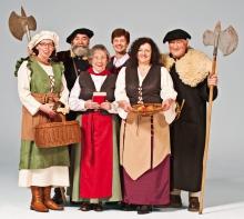 historische Stadtführungen Fürstenau