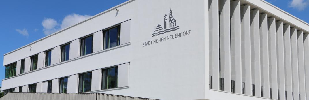 Rathaus Hohen Neuendorf